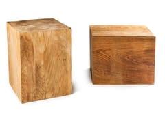 Tavolino da caffè quadrato in teakDUNCAN - JARDINICO
