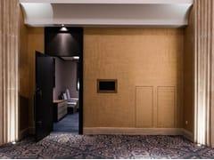Rivestimento decorativo per interni ad effetto metallizzatoDUNE - NOVACOLOR