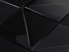 Piastrelle con superficie tridimensionale in ceramicaDUO - THEIA