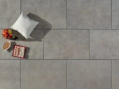 Pavimento per esterni effetto pietra DUOMO BLUESTONE GREY - Duomo
