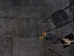 Pavimento per esterni effetto pietra DUOMO BLUESTONE NOIR - Duomo