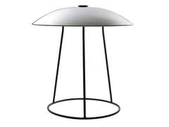 Lampada da tavolo fatta a mano in vetro termoformato con dimmerDUOMO - RADAR INTERIOR