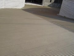 Malta premiscelata per pavimenti in clsDURCROM 50 - DRACO ITALIANA