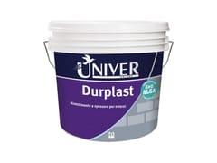 Rivestimento murale a base di resine acrilicheDURPLAST COMPACT - PPG UNIVER