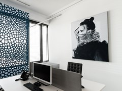 SPÄH designed acoustic, Designed acoustic art Pannello decorativo acustico in Basotect®