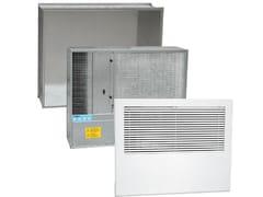 RDZ, Deumidificatore RNW 214 Unità integrata di trattamento dell'aria