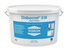 Protettivo di tipo elastomerico anticarbonatazioneDisbocret 518 Flex-Finish - DAW ITALIA GMBH & CO. KG