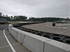 Barriera in cemento Double sided concrete barrier - GEOBRUGG ITALIA