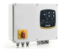 Quadro  elettronico di comando monofase con displayE-BOX BASIC D - DAB PUMPS