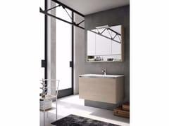 Sistema bagno componibile E.GÒ - COMPOSIZIONE 31 - E.Gò