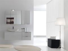Sistema bagno componibileE.LY INCLINATO - COMPOSIZIONE 03 - ARCOM