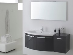 Sistema bagno componibileE.LY INCLINATO - COMPOSIZIONE 06 - ARCOM
