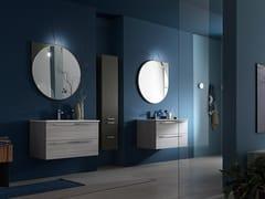 Sistema bagno componibileE.LY INCLINATO - COMPOSIZIONE 60 - ARCOM