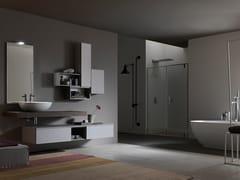 Sistema bagno componibileE.LY INCLINATO - COMPOSIZIONE 63 - ARCOM