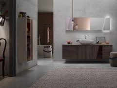 Sistema bagno componibileE.LY INCLINATO - COMPOSIZIONE 77 - ARCOM