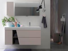 Sistema bagno componibileE.LY INCLINATO - COMPOSIZIONE 79 - ARCOM