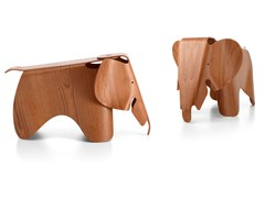 Sedia in multistrato EAMES ELEPHANT PLYWOOD - VITRA