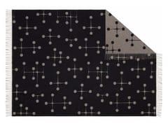 Coperta double face jacquard in lana merinoEAMES WOOL BLANKET - VITRA