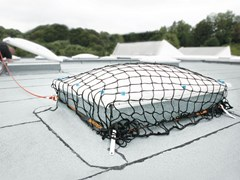 Sistema di protezione mobile per lucernariEAP-MOBI-XXXX-XXXX - INNOTECH® ARBEITSSCHUTZ