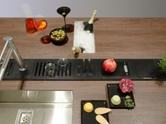 Accessorio per canale attrezzato EASYRACK KITCHEN STEP | Bilancia - EasyRack Kitchen Step