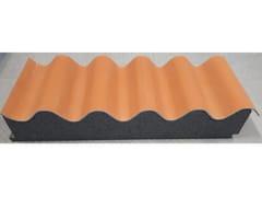 Sistema isolante portacoppo per copertureEASYTEG - EDILFIBRO