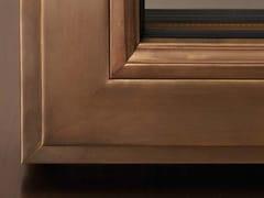 Serramenti a taglio termico in ottoneEBE Style - SECCO SISTEMI