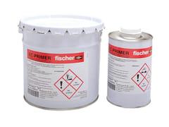 Sigillante adesivo strutturale epossidicoEC-PRIMER (A+B) - FISCHER ITALIA