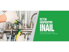 EDILCLIMA, EC736 DISPOSITIVI INAIL Dimensionamento tubazione e rete idrica