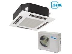 Climatizzatore Single Inverter a cassetteECH - EMMETI