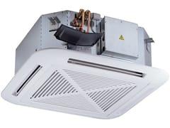 Unità termoventilante ad aria con cassetta idronicaECI IDROLAN - EMMETI