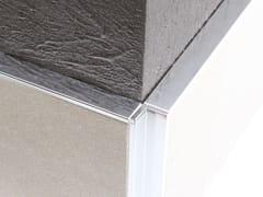 Profilo paraspigolo in alluminioECK - GENESIS