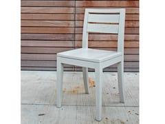 Sedia in legno ECLETTICA | Sedia in stile moderno - Eclettica