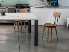 Sedia in legno ECLETTICA | Sedia - Eclettica