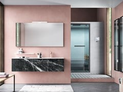 Mobile lavabo sospesoECLIPSE 01 - GRUPPO GEROMIN