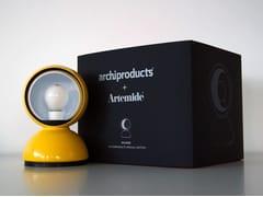 Lampada da tavolo in metallo verniciatoECLISSE Archiproducts Limited Edition - ARTEMIDE