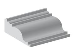 Matrice in polistirolo per elemento decorativoECO CASSERO - ISOLCONFORT