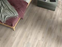 Pavimento/rivestimento in gres porcellanato effetto legno per interni ed esterniECO CHIC - ABK INDUSTRIE CERAMICHE