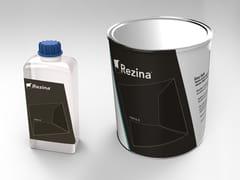 Rezina, ECO FLOOR WOOD MONO Resina monocomponente colorata all'acqua per parquet
