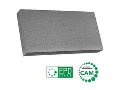 Pannello isolante per cappotto certificato EPD in NeoporECO POR G031 - ISOLCONFORT