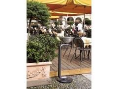 Posacenere per spazi pubblici in alluminioECO SMOKE PLUS - A.U.ESSE
