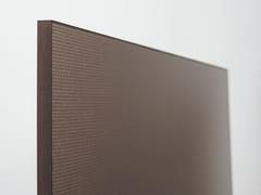 Pannello prefabbricato in materiale compositoECOBEN WAVE™ GREEN CAST - BENCORE®
