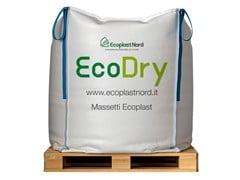 Ecoplast Nord, ECODRY Miscela polimerica per sottofondi a secco