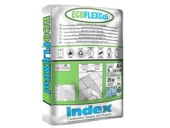INDEX, ECOFLEXCol Adesivo cemento-polimero ad adesione maggiorata