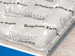 Saint-Gobain ECOPHON, ECOPHON EXTRA BASS Pannello fonoisolante e fonoassorbente per controsoffitto