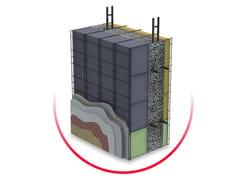 Sistema di casseratura per parete portanteModulo a getto singolo ECOSISM - ECOSISM S.R.L.