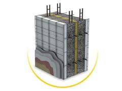 Sistema di casseratura per parete portanteModulo a getto doppio ECOSISM - ECOSISM S.R.L.
