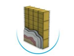 ECOSISM, Modulo singolo ECOSISM Sistema per pareti non strutturali