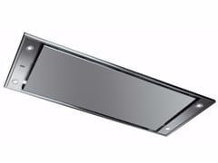 Cappa in acciaio inox ad incasso EDL9750.1 | Cappa ad incasso -