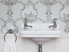 Lavamani sospeso in VetrochinaEDWARDIAN | Lavamani - BATHROOM BRANDS GROUP