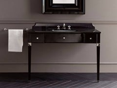 Mobile lavabo in marmo con cassettiEDYTH - BATH&BATH